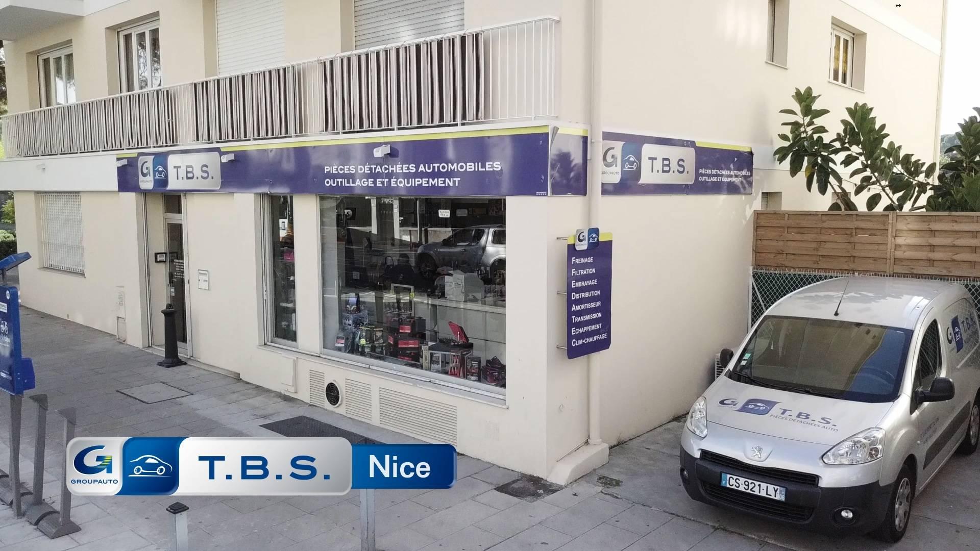 7af6462df7bb40 Vente de pièces détachées neuves pour auto Nice nord - TBS Auto